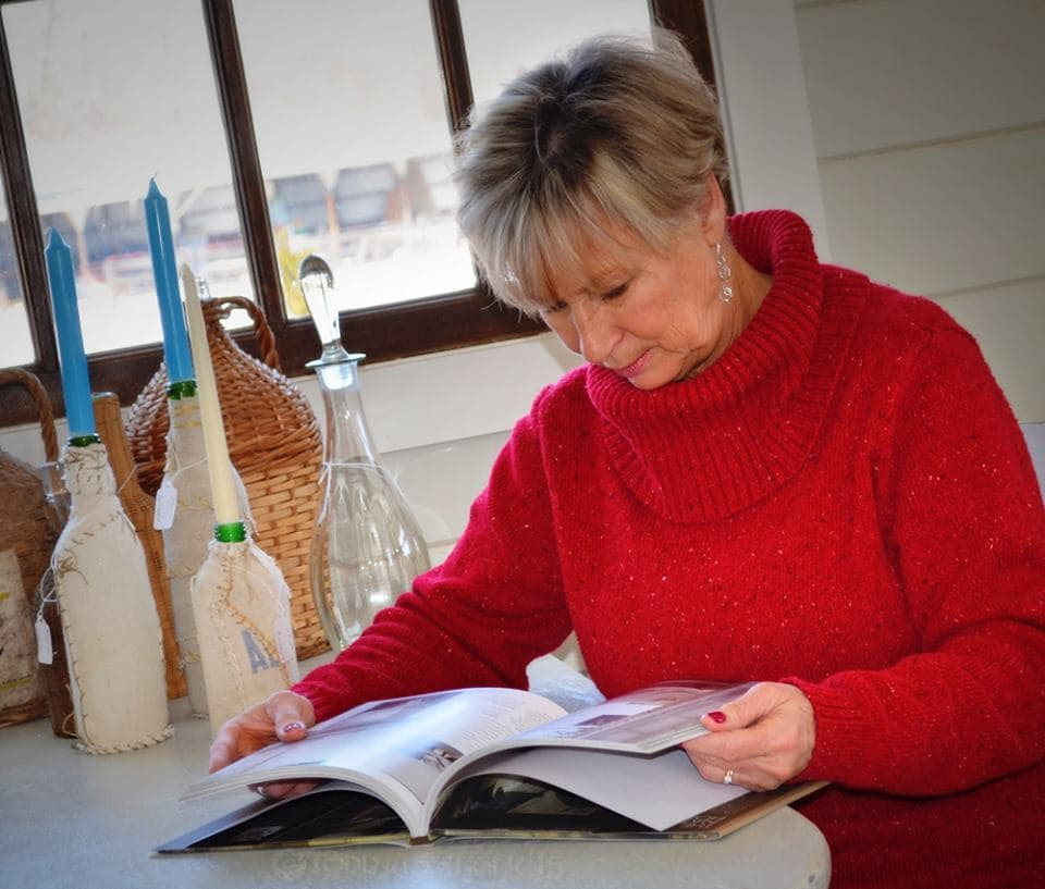 Pamela Stricker: Spring cleaning from the inside out