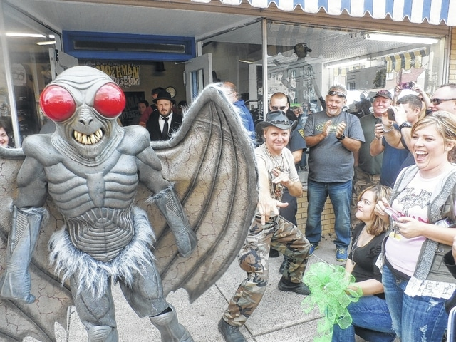 The ultimate guide to the Mothman Festival in Point Pleasant