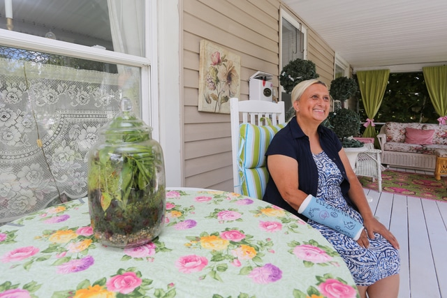 Lima resident Ruth Laue finds joy in homemaking, gardening