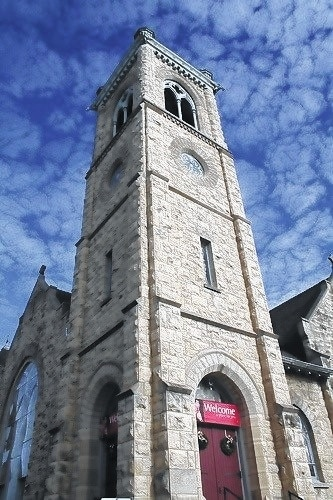 Greenfield church bell coming down Saturday