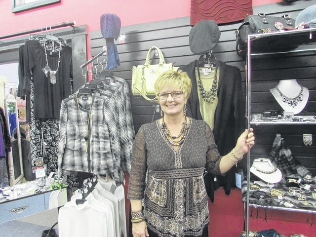 Delphos boutique offers clothes from 'top to bottom'