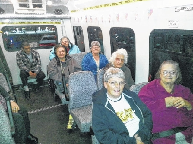 Group brings Christmas joy to Fayette County senior citizens
