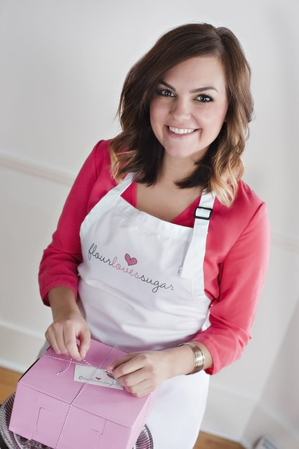 Flour Loves Sugar owner Shannon Maxey finds business success