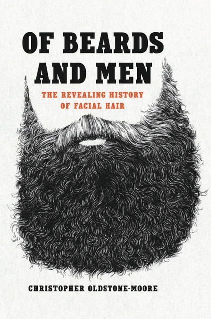 Wright State professor writes 'Of Beards and Men'