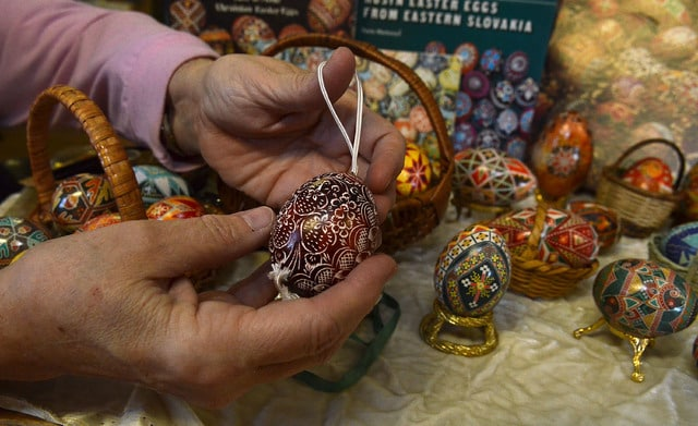 Pysanky: An ancient art form for modern times