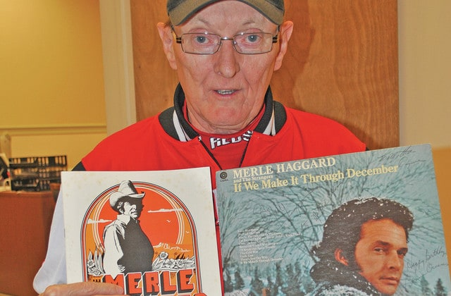 Sinking Spring resident Dayne Puckett says he traveled with Merle Haggard in '70s