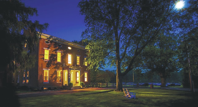 Historic Brown County Inn hosts house concerts
