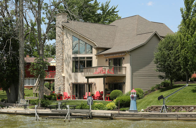 Shary Duff finds peace at her Indian Lake home