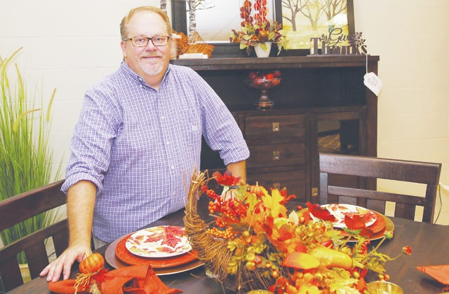 Joe Warnement: Autumn decor tips to try at home
