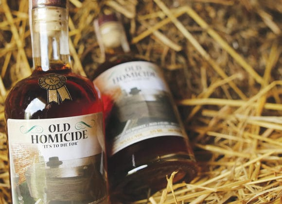 Fremont resident Ernie Scarano makes a whiskey 'to die for'