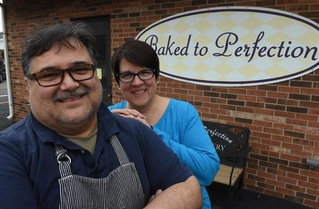 Baked to Perfection in Delphos offers beautiful, tasty baked goods