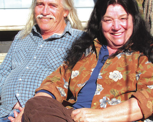 Debbie and Phil Bullington of Meigs County live self-sufficient lifestyle