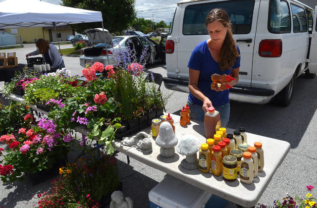 Fresh finds: Downtown Lima Farmers Market