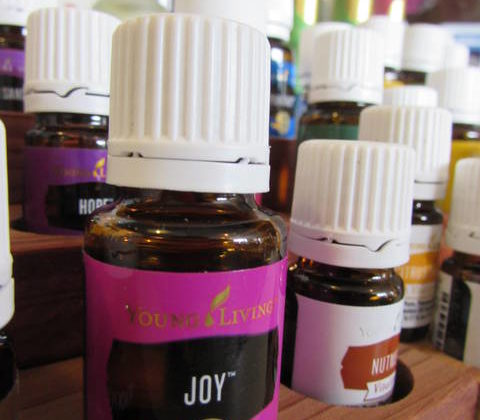A few drops away: Bring essential oils into the kitchen
