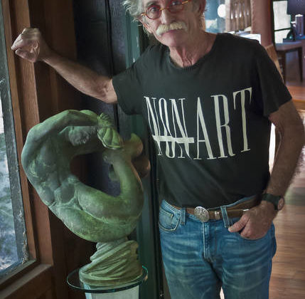 Delaware County home to self-proclaimed cradle artist