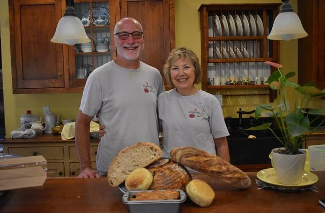 In the Kitchen With … Beverly and Jeff Drapalik