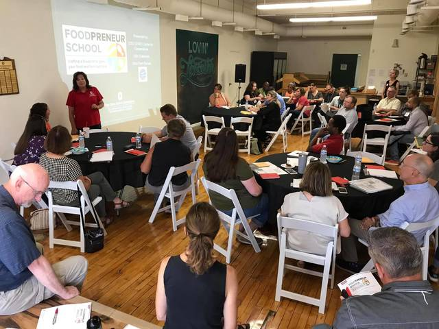 Foodpreneur School aims to help food producers ready to grow and expand