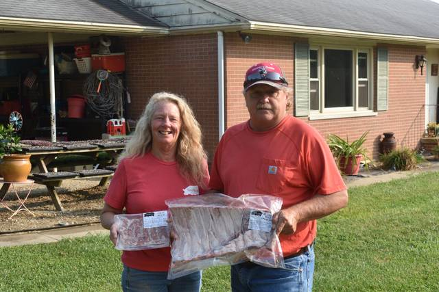 Clarksville's Walnut Ridge Acres takes special care with pork, produce