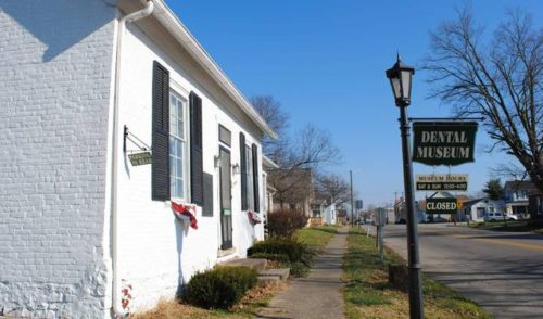 Bainbridge historical site offers local, national histories of dentistry