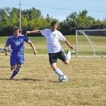 Calvary Christian varsity soccer team defeats Fairlawn