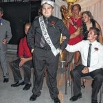 Quentin Miller crowned Bellefontaine Homecoming King