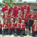 County T-Ball champs