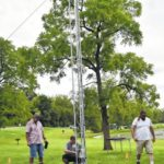 Ham radio enthusiasts master their skills in competition