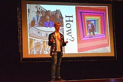 Spencer Wolf shares his favorite experiences from his year in Germany as an exchange student through Rotary International Youth Exchange.