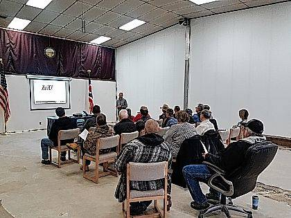 "The Russells Point Police Department partnered with Indian Lake EMS to present a program called ""Church Critical Incident Planning"" to local church administrators. This overview of the ALICE program, as well as info about identifying and responding to suspicious activity, resulted from conversations that followed church-related tragedies last year. Participants also received info regarding medical and fire emergency planning and response. The group will use the info to begin discussions on developing emergency plans in the event of a critical incident. Eventually, the full ALICE training will be offered at each church for members."