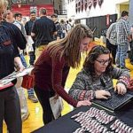 Students get grip on future at Career Expo
