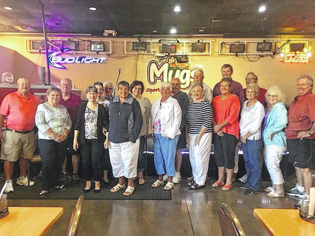 Those attending this year's Indian Lake Reunion in Clearwater, Florida, were Merle and Karen Frymyer and friends, Ed and Nettie Mays, Fred and Rosemary Johnson, Bub and Lynda Jackson, Ron and Jean Duning, Ed and Kathy Leonard, Vern and Marj Fischer, Larry and Pat Blinn and Heather Blinn.