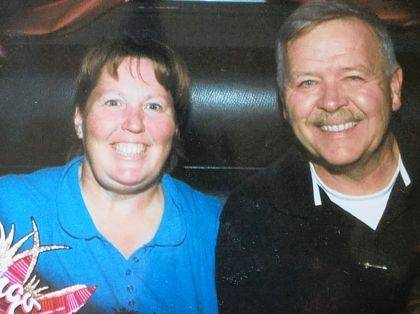 Kathy and Bud Watkins enjoy life before they were both stricken with cancer four years ago. The rural Bellefontaine couple is grateful for the support they receive from the Logan County Cancer Society, a United Way Funded Agency.