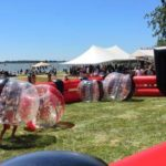 Huge Crowds flock to Indian Lake Beach Spectacular