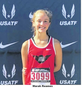 Local athletes compete in Junior Olympics