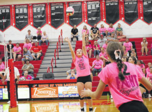Pink Out event raises funds for cancer survivors