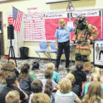 'Firefighter Phil' helping kids, families stay safe