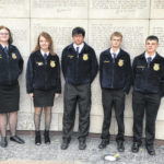 Riverside FFA officers attend leadership conference