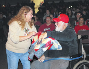 Veterans honored at Indian Lake High event