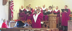 Choir hosts Night of Praise and Thanksgiving
