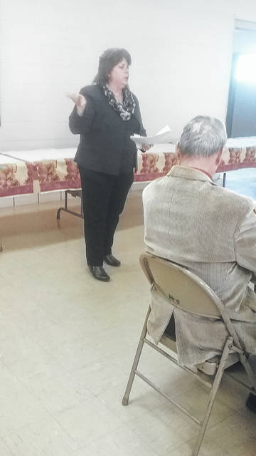 Amy Carles warns retired teachers about scams they may encounter.