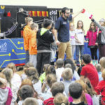 COSI gives 4th graders fun lesson on energy