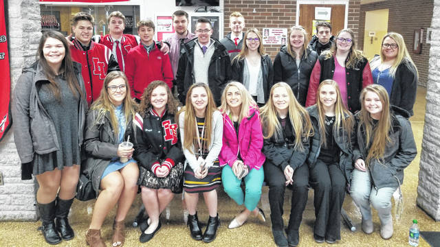 Indian Lake BPA students do well at regionald, and some go on to state competition.