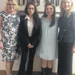 Culinary students attend Industry Awards
