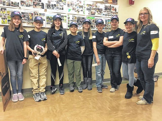 Robo Geek Squad competes at regionals