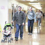 Stay fit this winter with in-school walks