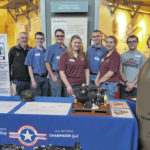 Students participate in Air Force Family Fun Day