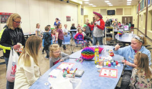 Families get festive for 'Fiesta'