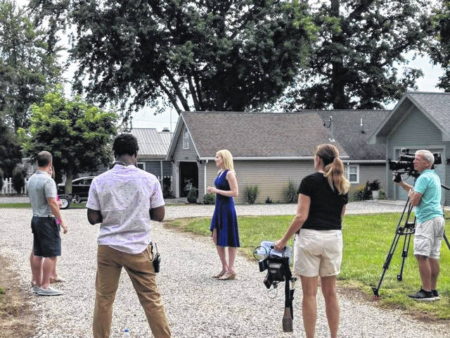"""Local Realtor Paige Duff appears in episodes of HGTV's """"Island Life."""""""