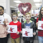 Indian Lake Middle School Students of the Month