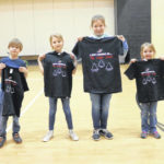 Students recognized during Laker Zone assembly